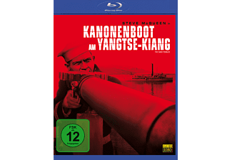 Kanonenboot am Yangtse-Kiang - (Blu-ray)
