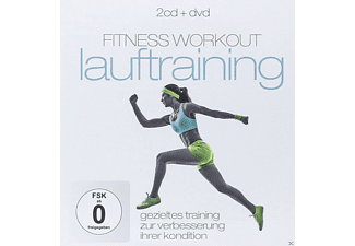 VARIOUS - Fitness Workout Lauftraining - (CD + DVD)