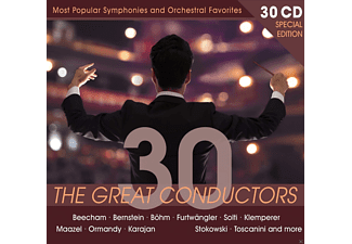 VARIOUS - Special Edition: 30 Great Conductors - (CD)