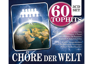 VARIOUS - 60 Top-Hits Chöre der Welt [CD]