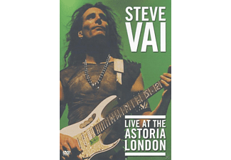 Steve Vai - Live At The Astoria London - (DVD)