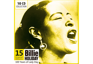 Billie Holiday - 100 Years Of Lady Day [CD]