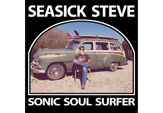 Seasick Steve - Sonic Soul Surfer (Jewel Box) - (CD)
