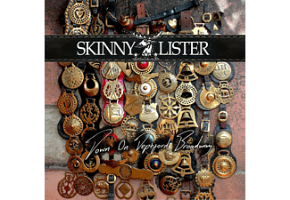 Skinny Lister - Down On Deptford Broadway - (LP + Download)