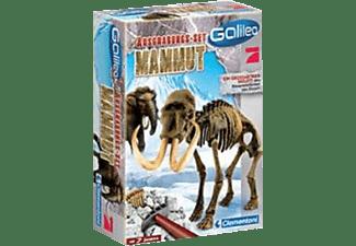 Clementoni galileo ausgrabungsset mammut experimentierkästen für