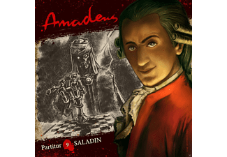 Amadeus - Saladin (Partitur 9) - (CD)