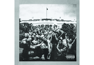 Kendrick Lamar - To Pimp A Butterfly | CD