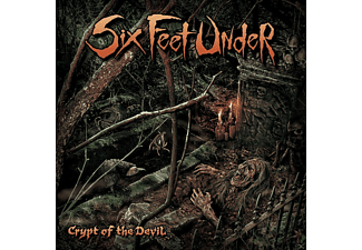 Six Feet Under - Crypt Of The Devil [CD]