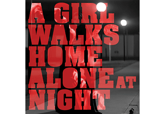 VARIOUS - A Girl Walks Home Alone At Night (Deluxe Edition) - (Vinyl)