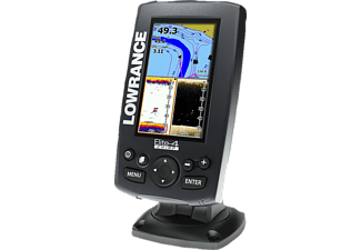LOWRANCE 000-11808-001 ELITE 4 CHIRP Angeln