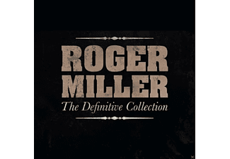 Roger Miller - The Definitive Collection - (CD)