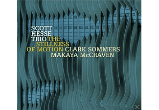 Scott Hesse Trio - The Stillness Of Motion - (CD)