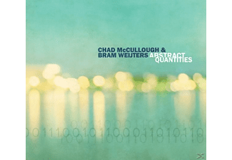 Chad Mccullough & Bram Weijters - Abstract Quantities - (CD)