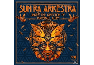 Sun Ra Arkestra - Live At Babylon - (CD)