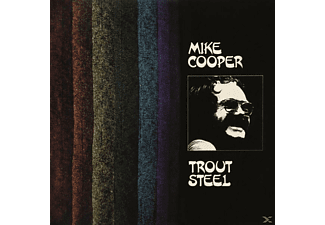 Mike Cooper - Trout Steel - (CD)