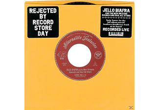 Jello -and The New Orleans Raunch And Soul Biafra - Fannie Mae/Just A Little Bit - (Vinyl)
