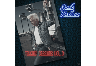 Dale Watson - The Truckin' Sessions Vol.3 [CD]