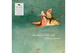 Kari Trio Ikonen - Beauteous Tales And Offbeat Stories (180gr.Vinyl) - (Vinyl)