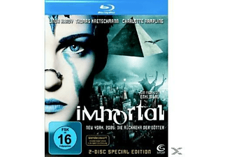 Immortal - (Blu-ray)