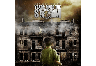 Years Since The Storm - Hopeless Shelter - (CD)