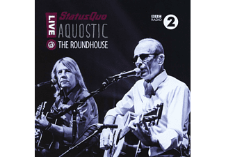 Status Quo - Aquostic! Live At The Roundhouse (Exklusive Edition) - (CD + DVD)