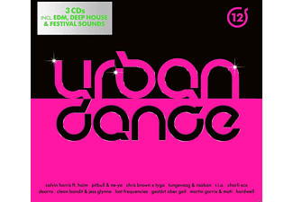 VARIOUS - Urban Dance, Vol.12 [CD]