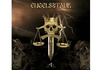 Engelsstaub - The 4 Horsemen Of The Apocalypse [CD]