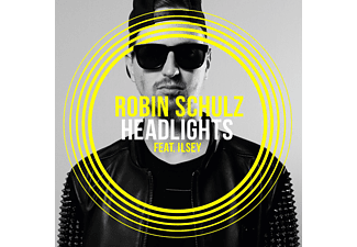 Robin Schulz - Headlights - (5 Zoll Single CD (2-Track))