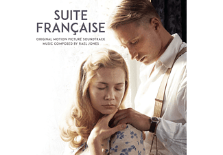 Rael Jones - Suite Francaise/Ost - (CD)