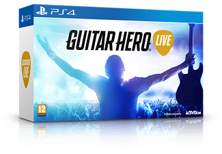 Guitar Hero Live (inkl. gitarr) PS4