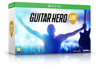 Guitar Hero Live (inkl. gitarr) Xbox One
