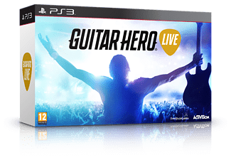 Guitar Hero Live (inkl. gitarr) PS3