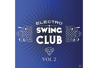 VARIOUS - Electro Swing Club Vol.2 [CD]