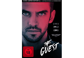 The Guest [Blu-ray + DVD]