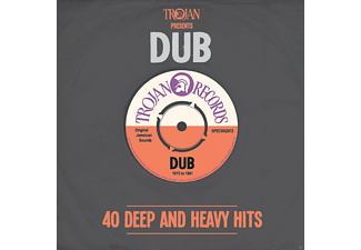 Various - Trojan Presents Dub [CD]