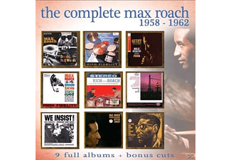 Max Roach - The Complete Max Roach: 1958- - (CD)