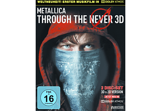 Metallica - Through the Never (Dolby Atmos) - (3D Blu-ray)
