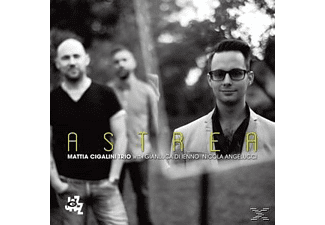 Mattia Cigalini Trio, VARIOUS - Astrea [CD]