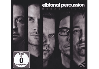 Elbtonal Percussion - Urban Drums - (DVD + CD)