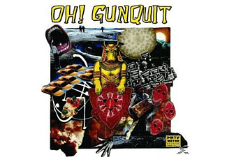 Oh! Gunquit - Eat Yuppies And Dance - (Vinyl)