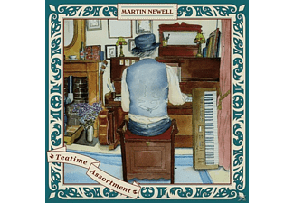 Martin Newell - Teatime Assortment - (Vinyl)