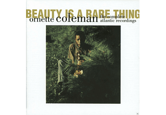 Ornette Coleman - Beauty Is A Rare Thing - The Complete Atlantic Recordings [CD]