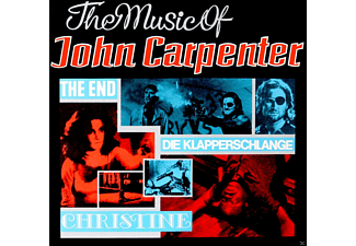 The Splash Band - The Music Of John Carpenter - (CD)