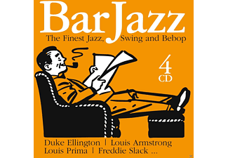 VARIOUS - Jazz Bar [CD]