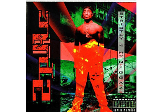 2Pac - Strictly 4 My N.I.G.G.A.Z...(Re-Release) - (CD)