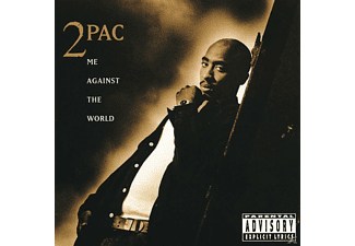 2Pac - Me Against The World (Re-Release) - (CD)