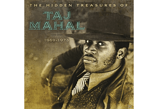 Taj Mahal - Hidden Treasures Of Taj Mahal (1969-1973) - (Vinyl)