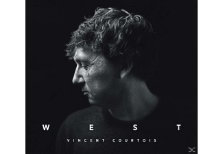 Vincent Courtois - West - (CD)