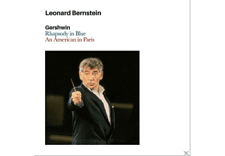 Leonard Bernstein - Rhapsody In Blue/An American - (CD)