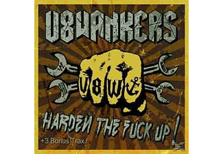 V8 Wankers - Harden The Fuck Up (Digi) [CD]